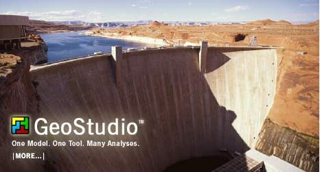 专业、高效的岩土工程设计分析软件GeoStudio