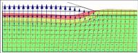 GeoStudio工程应用实例之1 路堤的分步回填分析