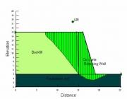 GeoStudio工程应用实例之5 重力式挡土墙稳定性分析