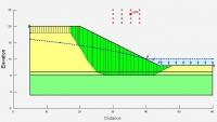 GeoStudio工程应用实例之10 弱滑移面问题分析