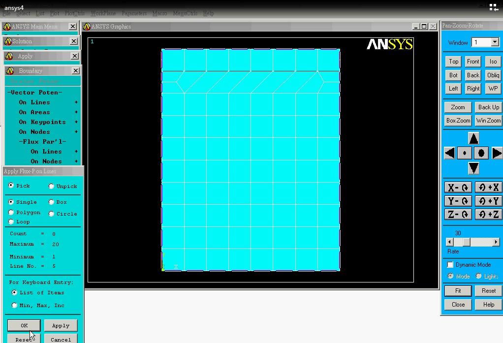 ANSYS视频教程第4集
