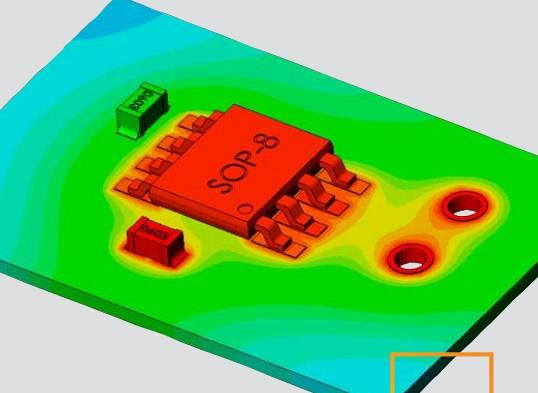 SolidWorks热分析