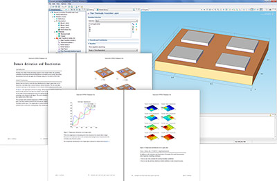 One Window Interface for LiveLink for SolidWorks