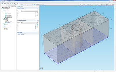 Extended Mesh Copying