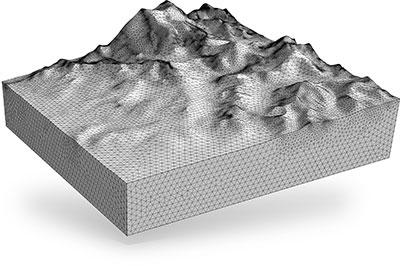 Digital Elevation Map (DEM) Import