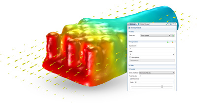 Interactive Slice and Isosurface Plots