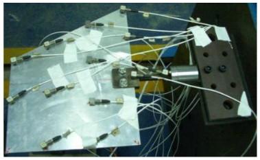 cae其它 基于试验的结构动力学有限元模型确认   为了获得舵面模态