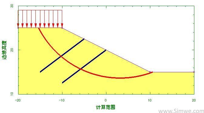 同济曙光边坡稳定性分析软件
