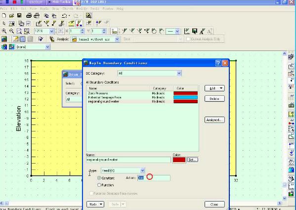 考虑空气影响的隧道渗流分析——GeoStudio工程应用实例(二)