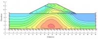 GeoStudio工程应用实例之11 考虑地下水位的地震响应分析