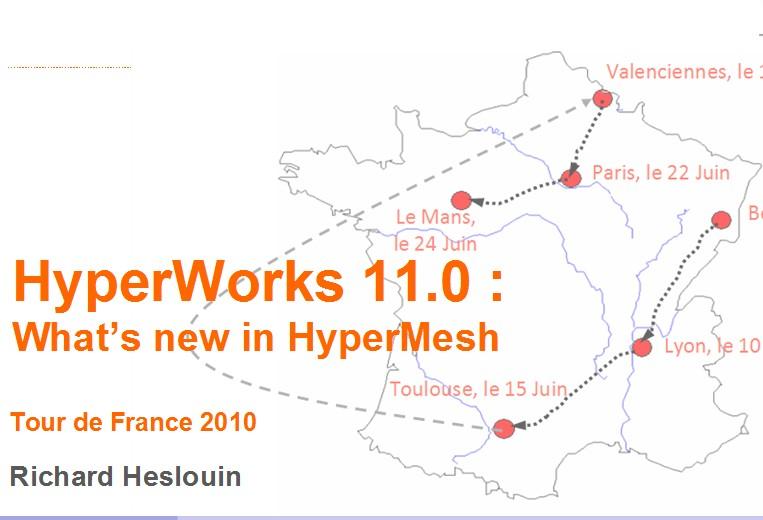 hyperworks11.0新功能介绍