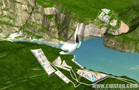 白鹤滩水电站位于四川省凉山彝族自治州宁南县与云南省巧家县交界