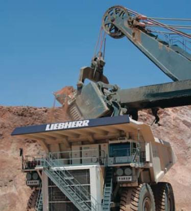利勃海尔公司采用LMS设计超大型矿山运输卡车