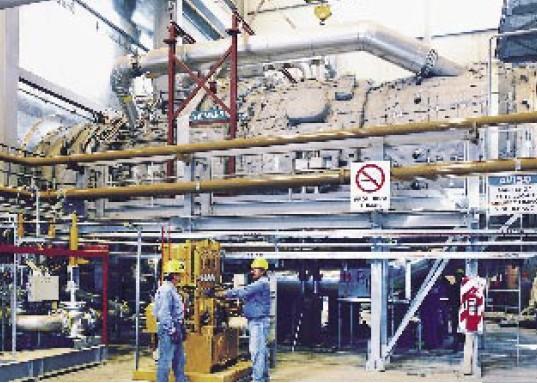 西门子运用LMS声学仿真软件优化燃气轮机的性能