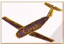 ANSYS在飞机设计中的应用