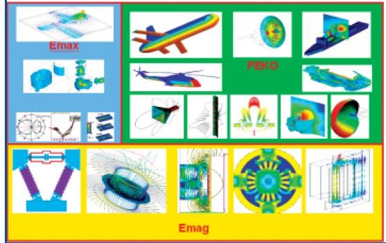ansys电磁场分析解决方案