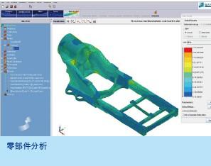 LMS Samtech SAMCEF_WindTurbines全耦合一体化风电机组正向设计专业