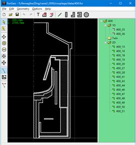 300mm单晶硅提拉法生长数值模拟案例报告