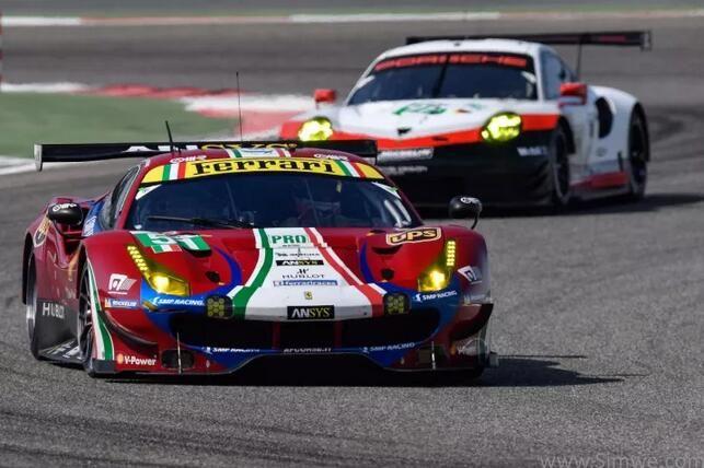 ANSYS仿真技术助力法拉利车队赢得世界耐力...